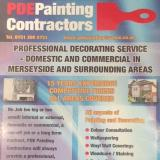 P D E PAINTER & DECORATOR