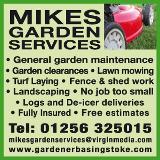 Mikes Garden Services Ltd