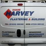 duane harvey plastering and building