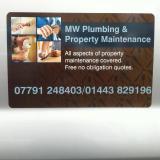 MW Plumbing & Property Maintenance