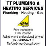 TTplumbing and heating