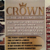 Crown roofing and building maintenance services