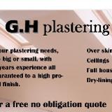 GH plastering
