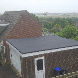LF flat roofing services