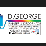 D.George painter& decorator
