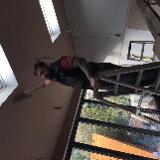 flat plastering