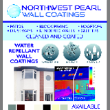 Northwest pearl wall coatings