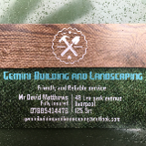Gemini building and landscaping