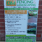 DM Fencing & Landscaping