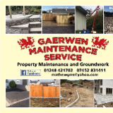 Gaerwen Maintenance Service and Groundwork