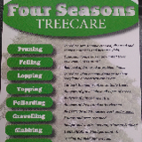 Four season's tree care