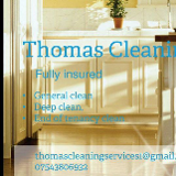 Thomas Cleaning Services