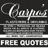 Carpo`s Plasterers & Dry Lineing
