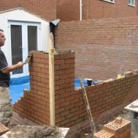 Our bricklayer mark