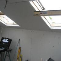 velux roof lights in loft