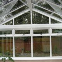 same conservatory on the inside