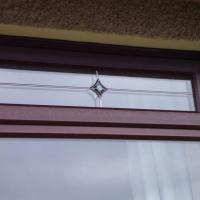 Coloured PVC Windows