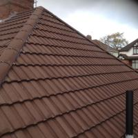 After , with dry ridge system