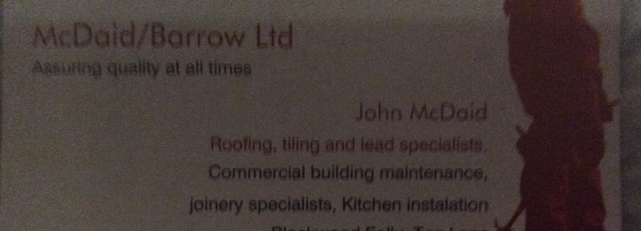 McDaid/Barrow Ltd
