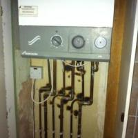 Before i upgraded the boiler