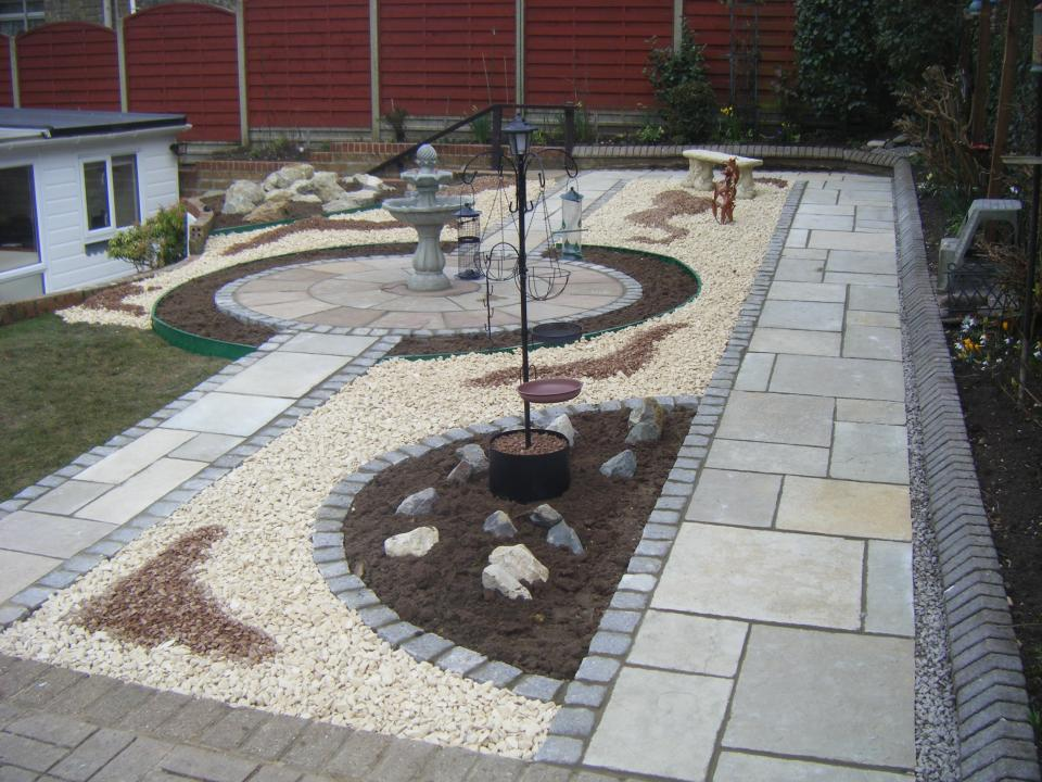 Total Garden Solutions Examples Of Work In Newport