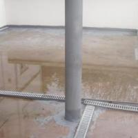 From a flooding zone, this are of 