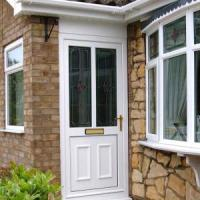 uPvc double glazing doors and 
