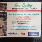 Sev Dalby Building & Construction (SDB Construction)