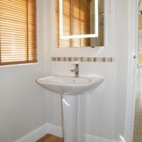 Basin and tiling, as above