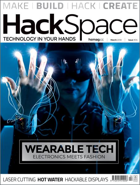 HackSpace magazine Issue 4 cover