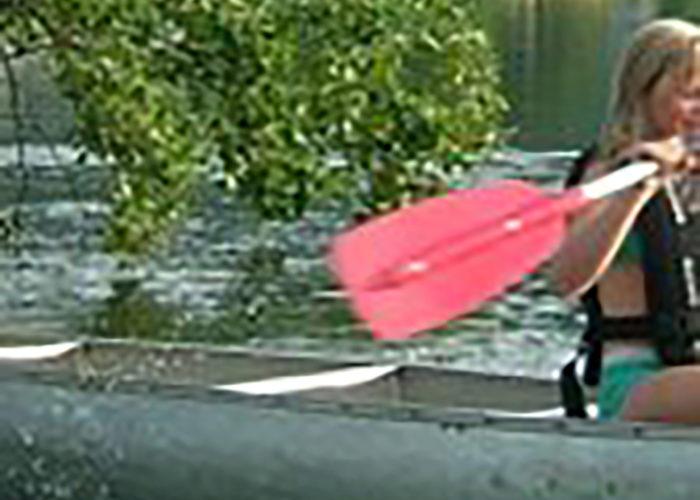 Leie av kano og kajakk