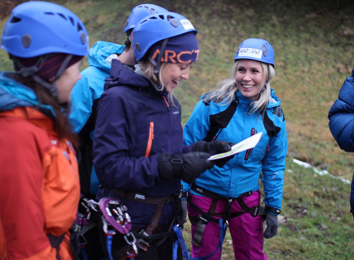 Teambuilding Høyt & Lavt