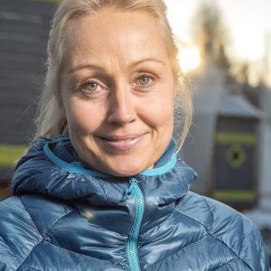 Kristina Svartangen Wallin