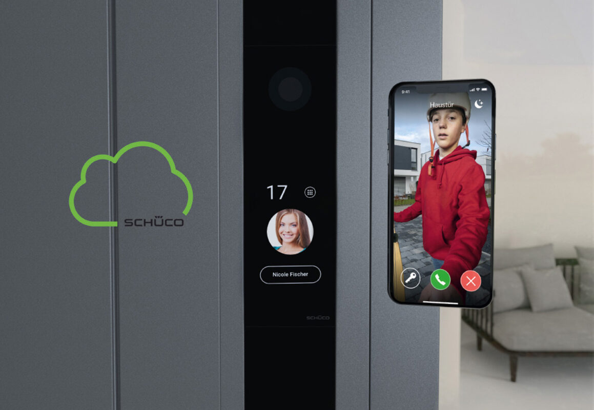 DSC SmartTouch - Door Control System