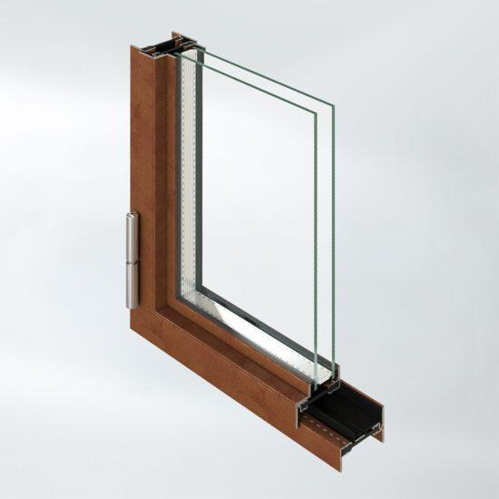 Rehabilitering med moderne vindussystemer