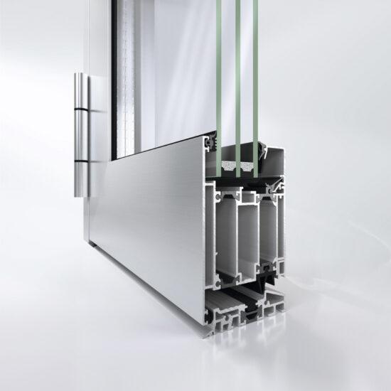 Dørsystem AD UP 75 (Universal Platform)