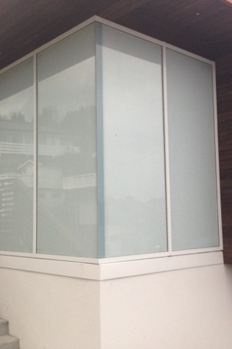 Aerogel Glass