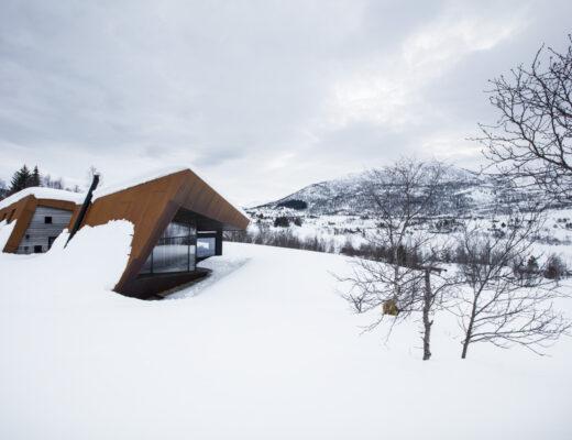 Black Lodge på Fjellsetra