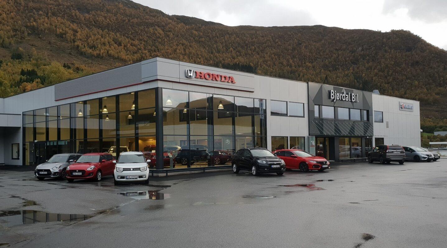 Bjørdal Bil, Ørsta