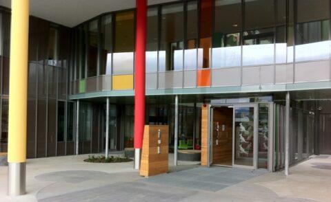 Ny barneavdeling, Ålesund sykehus