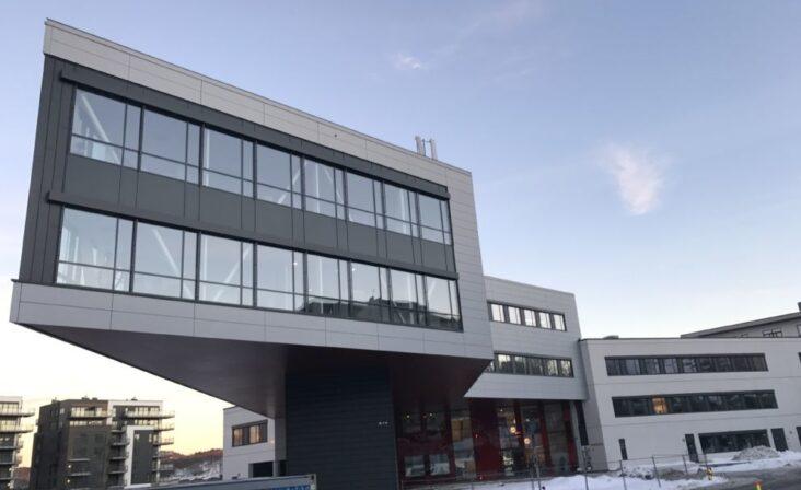 MacGregor bygget i Arendal