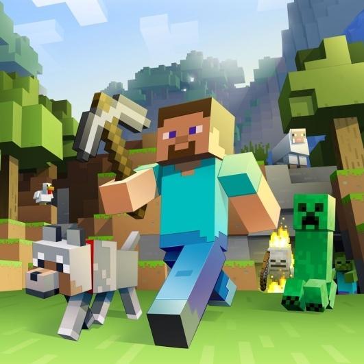 Minecraft Minecraft Friendly Update Lässt PC Xbox Und Mobile - Minecraft ps4 pc zusammen spielen