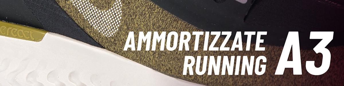 Scarpe Running Ammortizzate