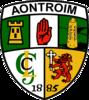 Antrim Football crest