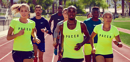 nike pacer
