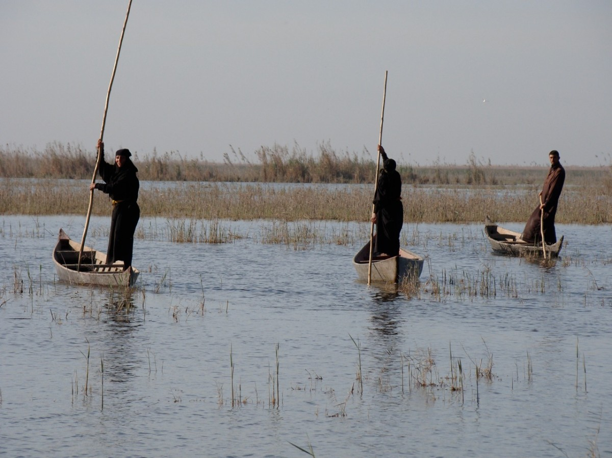 Southern Iraq- Marshes (1)