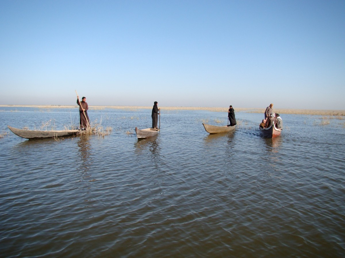 Southern Iraq- Marshes (3)