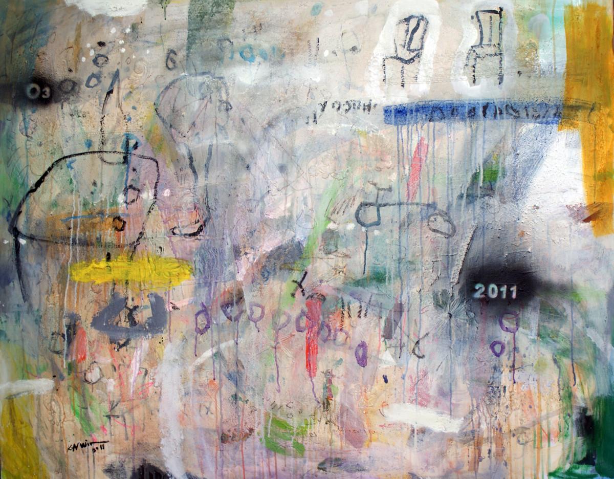 Kadhim Nwir, Untitled, 2011. Courtesy of the artist.