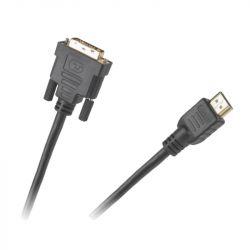KABEL CYFROWY DVI - HDMI 1,8m