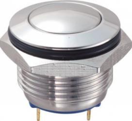Przełącznik z zabezpieczeniem przed zniszczeniem, 16 mm, 36V/DC 2 A